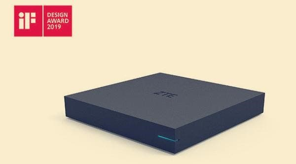 8K smart set-top box
