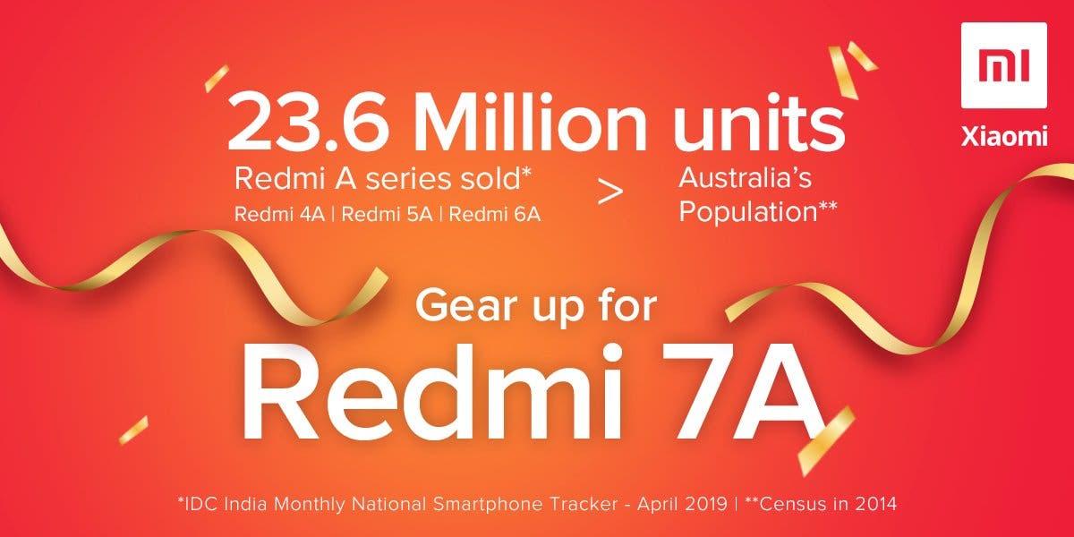 Redmi A series