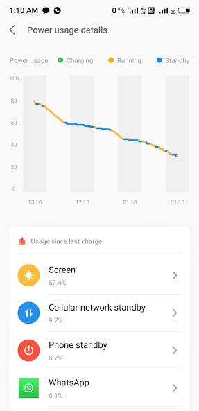 meizu 16s battery