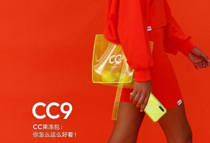 Xiaomi CC9 case