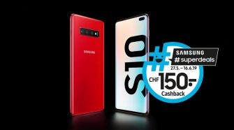 Samsung galaxy s10 red cardinal