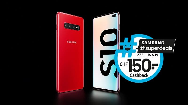 Samsung galaxy s10 red cardinal