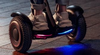 Mijia Electric Scooter No. 9 Balance Car Ignition Version