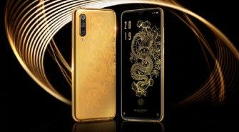 Xiaomi Mi 9 Golden Dragon