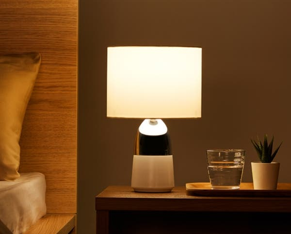 Xiaomi Two-Piece Bedside Table Lamp