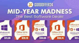 HOT SUMMER SAVINGS at GoodOffer24