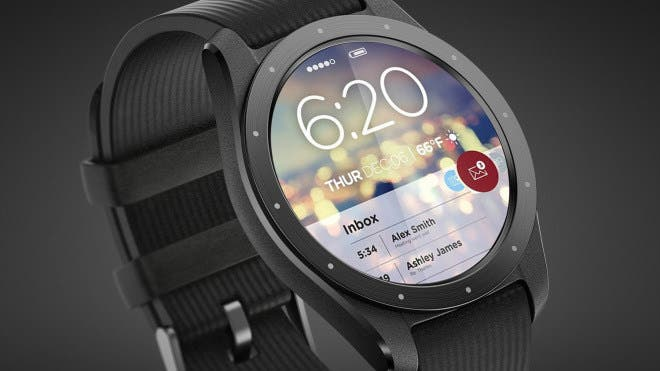 smartwatch chip