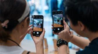iPhone ToF Camera