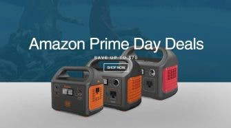 Jackery Amazon Prime Day