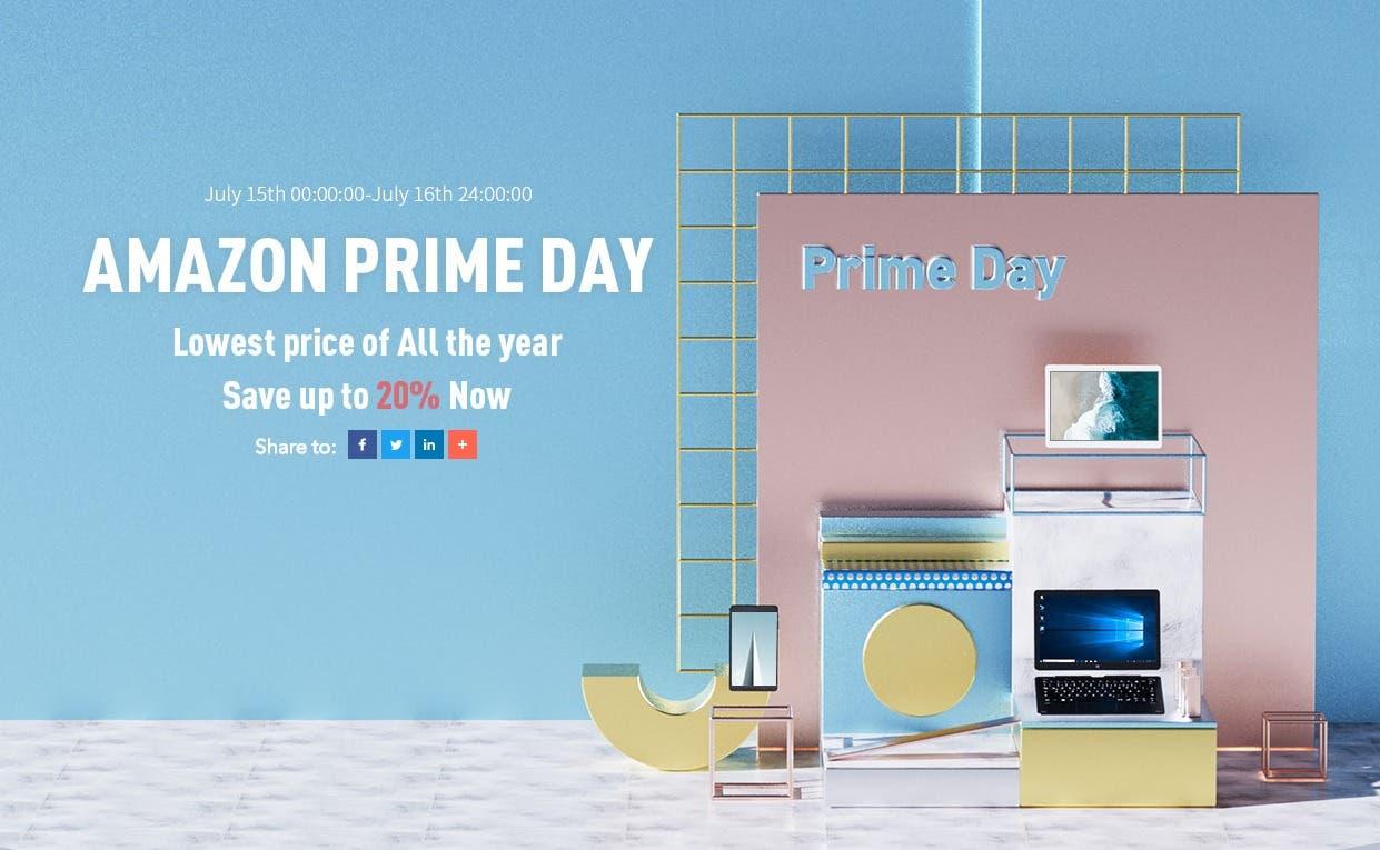 Amazon Prime Day ALLDOCUBE M5X