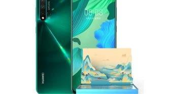 Huawei Nova 5 Pro National Treasure Edition Hits the Market