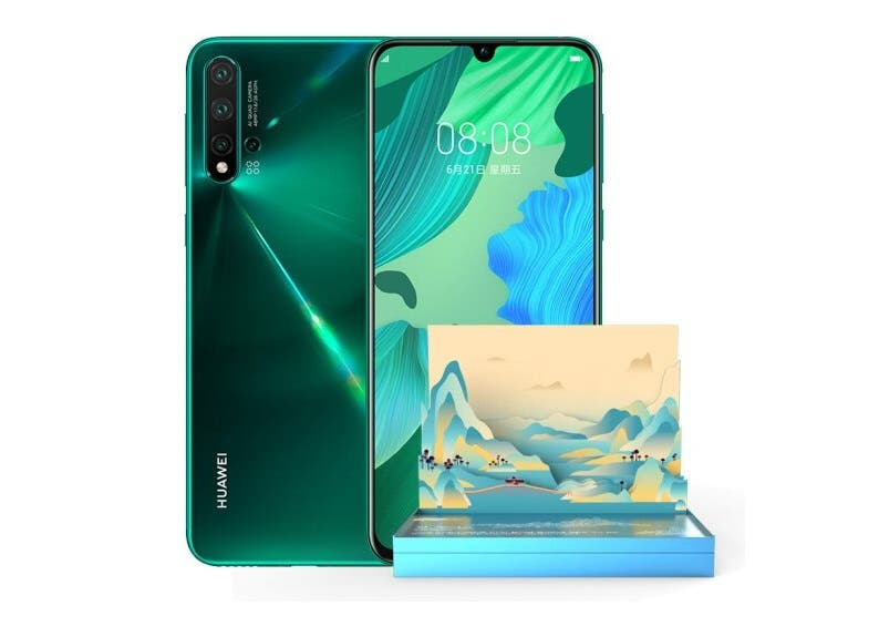 Huawei Nova 5 Pro National Treasure Edition Hits the Market