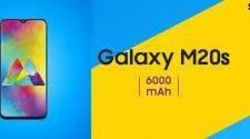 Galaxy M20s