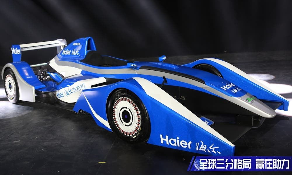 Haier formula car