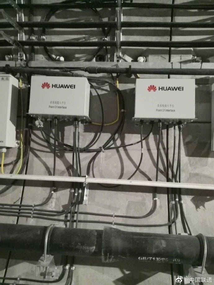 Huawei & China Unicom
