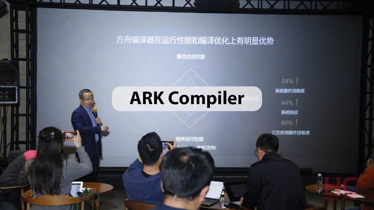 Huawei Ark compiler