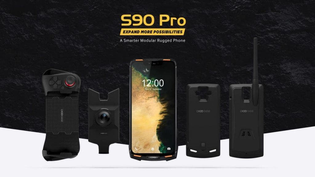 DOOGEE S90 Pro