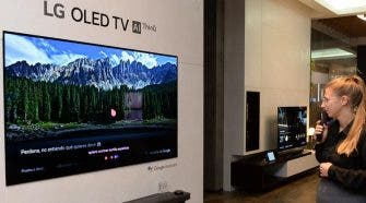 LG AI ThinQ series TV