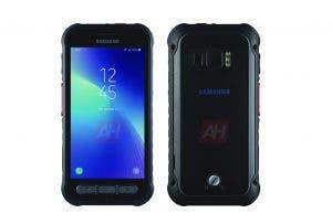 Samsung Galaxy Active Rugged Smartphone