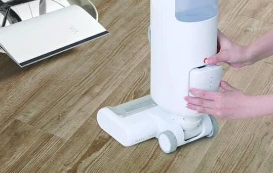Xiaomi wireless floor cleaning machine