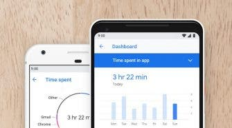 Google Android digital wellbeing