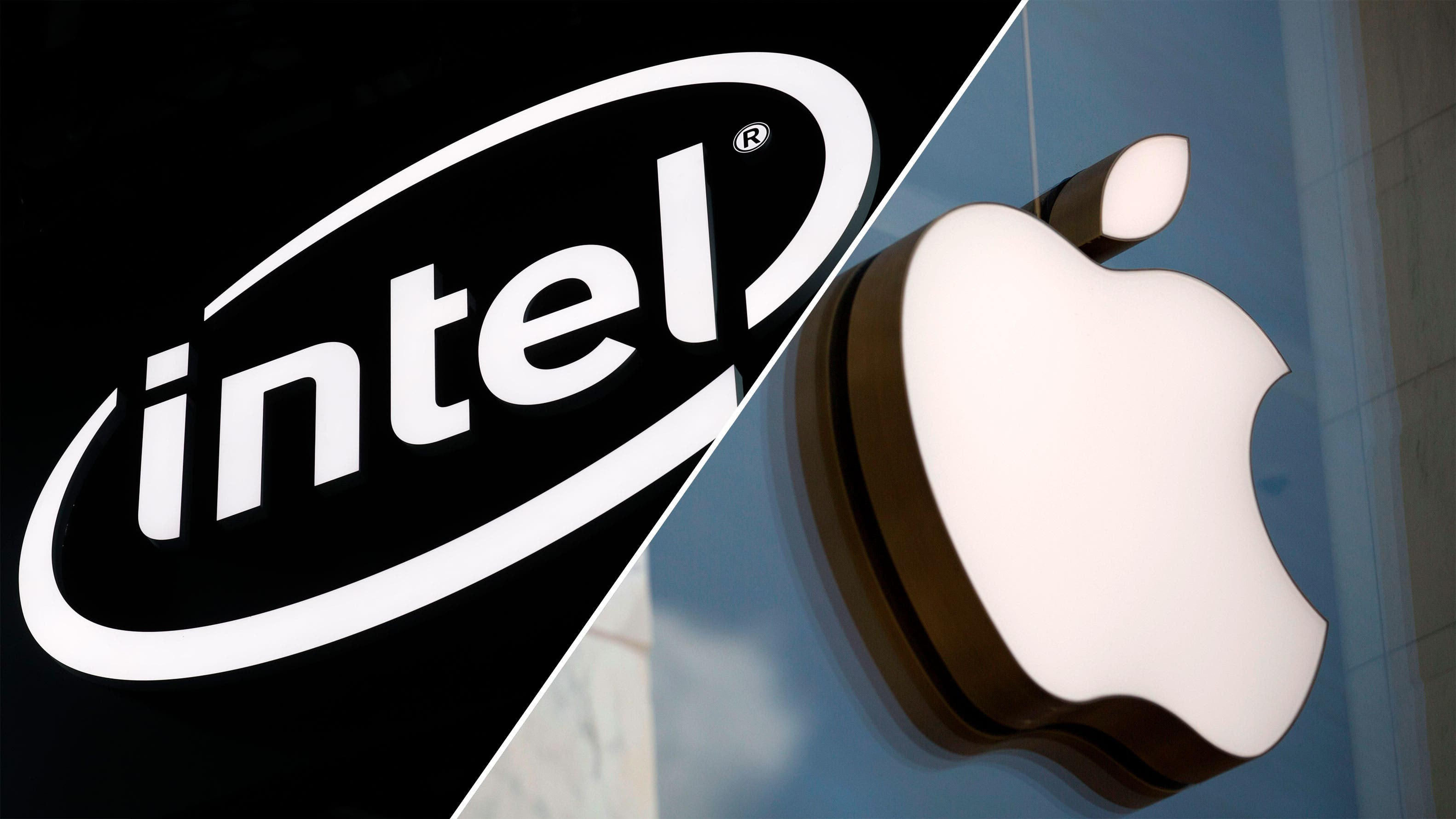 Apple and Intel
