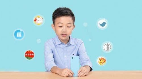 Qin Multi Parent AI Assistant Phone