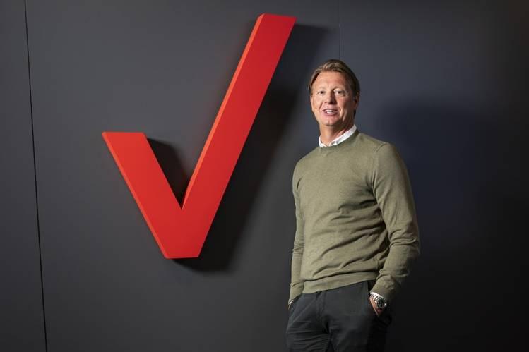 Verizon CEO, Hans Vestberg