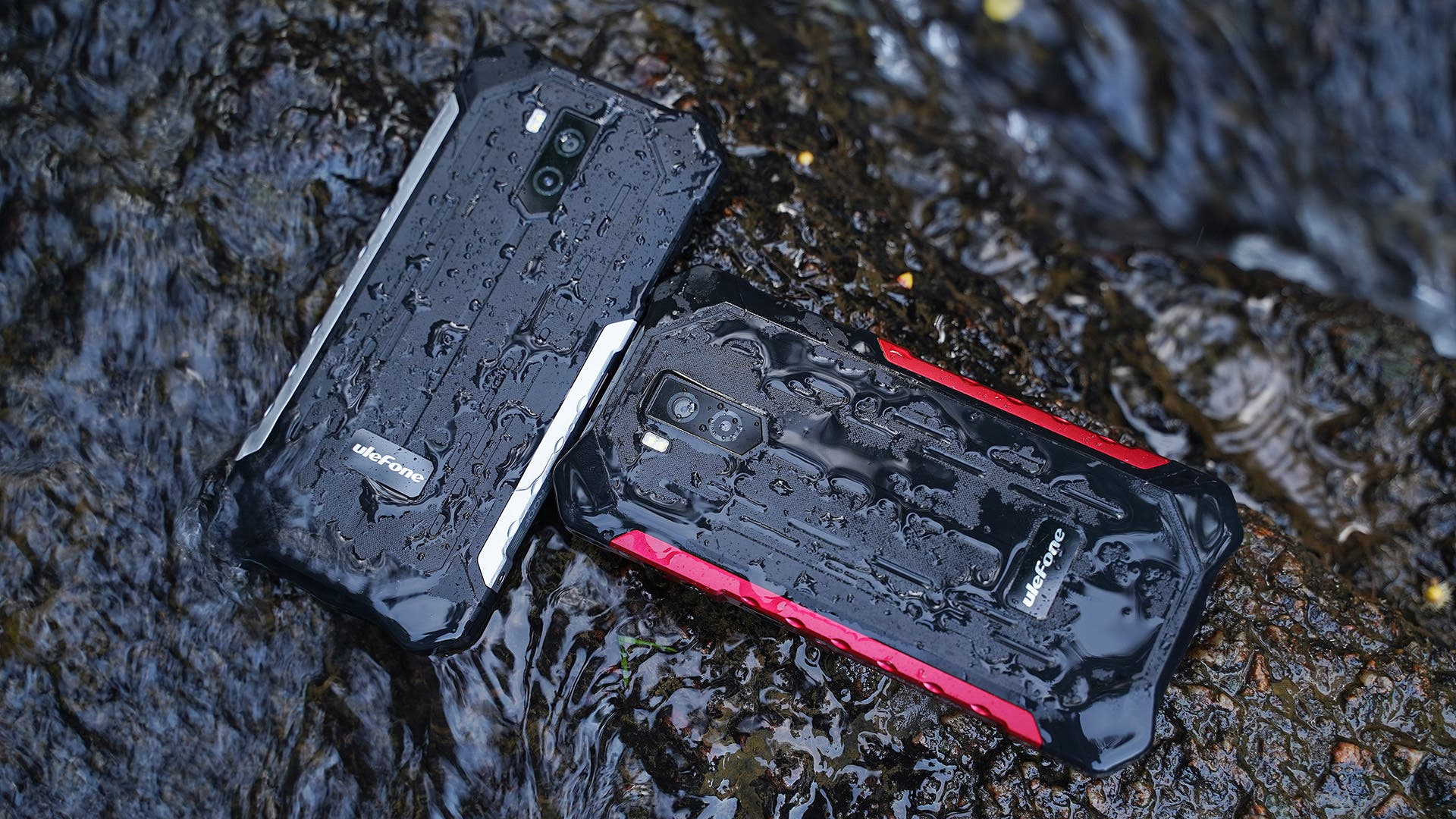 Ulefone Armor X3 Drop-Resistance Test Video Shopping Festival