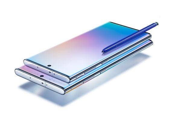 Samsun Galaxy Note 10
