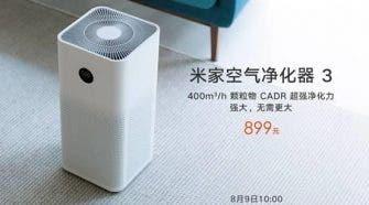 Mijia Air Purifier 3