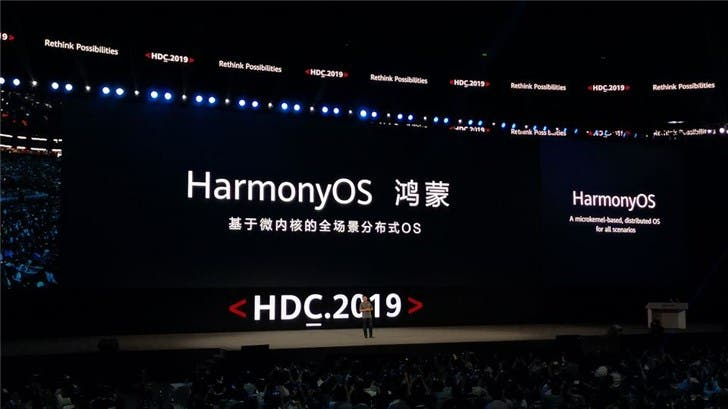 Harmony OS safety