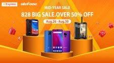Ulefone Global Mid-Year Shopping Festival
