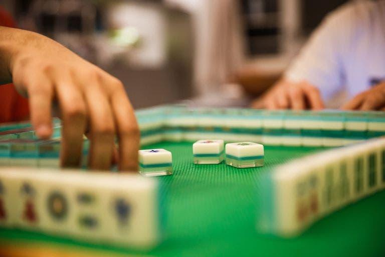 Mahjong AI