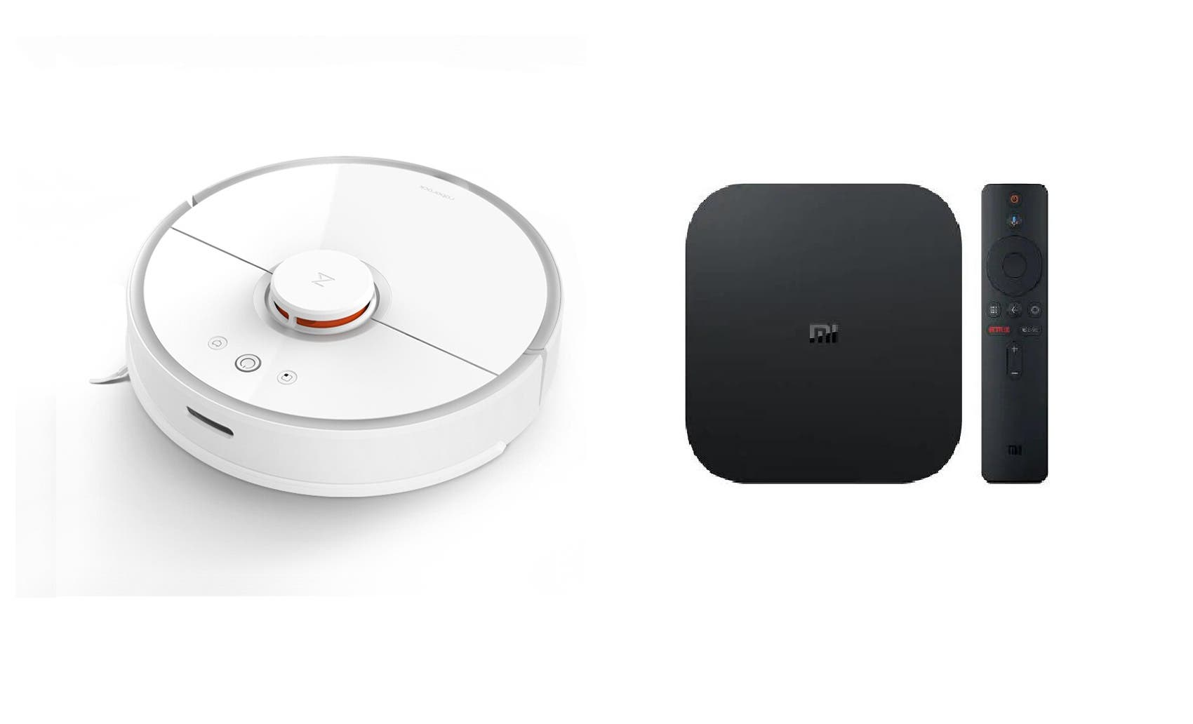 Xiaomi Roborock S50 S55 & Mi Box S on Sale at DHGate