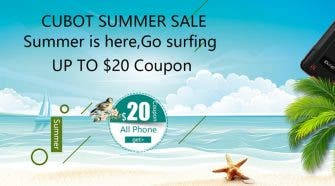 cubot summer sale
