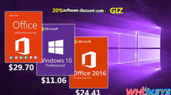 Windows 10 Pro for as low as $13.83 with this Coupon!