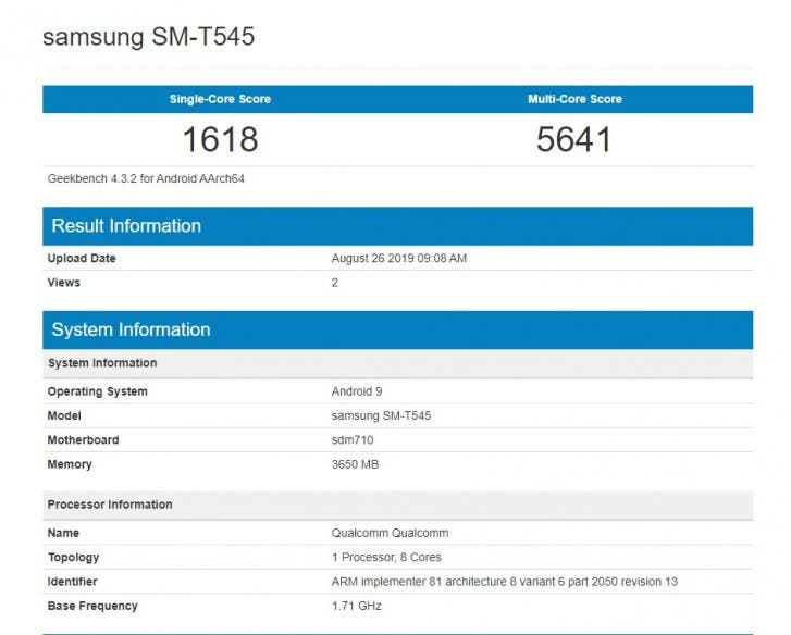 Galaxy Tab Active Pro 10.1