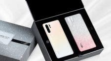 Huawei P30 Pro in Limited Edition with a Swarovski Crystal Case
