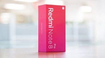 redmi note 8 pro box