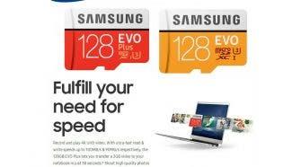 Samsung EVO Plus Micro SD Card 128GB & QCY T3 on Sale