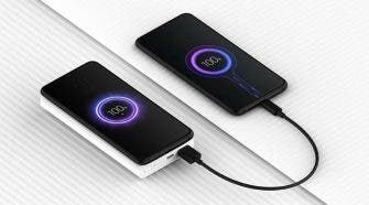 Xiaomi Wireless Charging Power Bank Lite