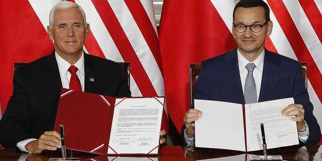 The US and Poland Signs 5G agreement