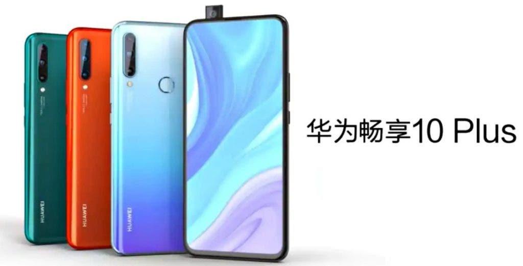 Huawei Enoy 10 Plus