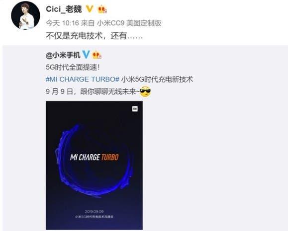 Xiaomi Mi 9 5G