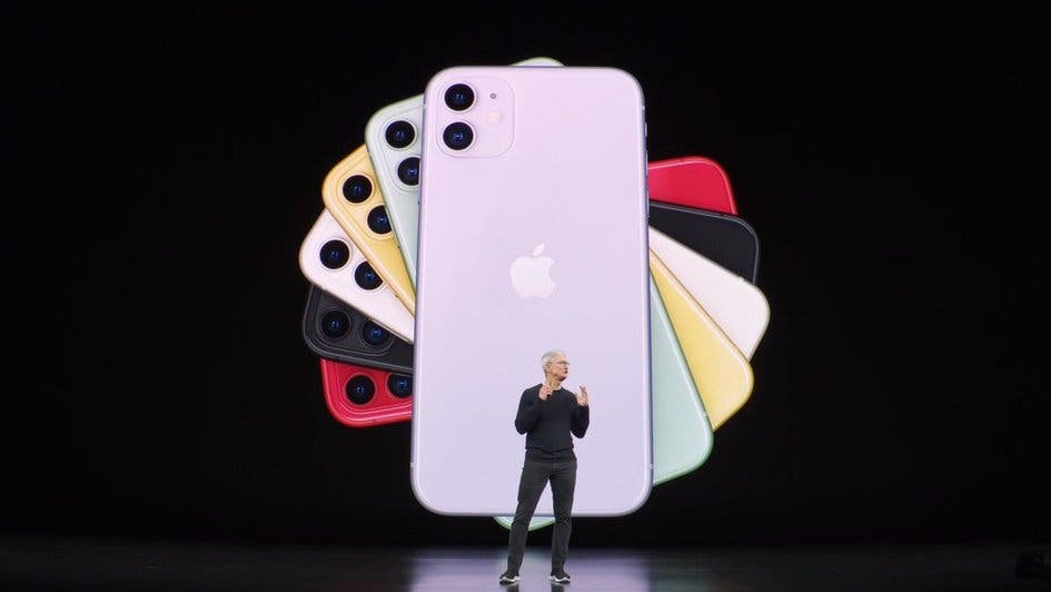Image of article 'Apple iPhone 11 dominates the smartphone market for Q4 2019'