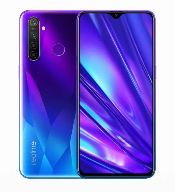 Realme Q Chinese Smartphones