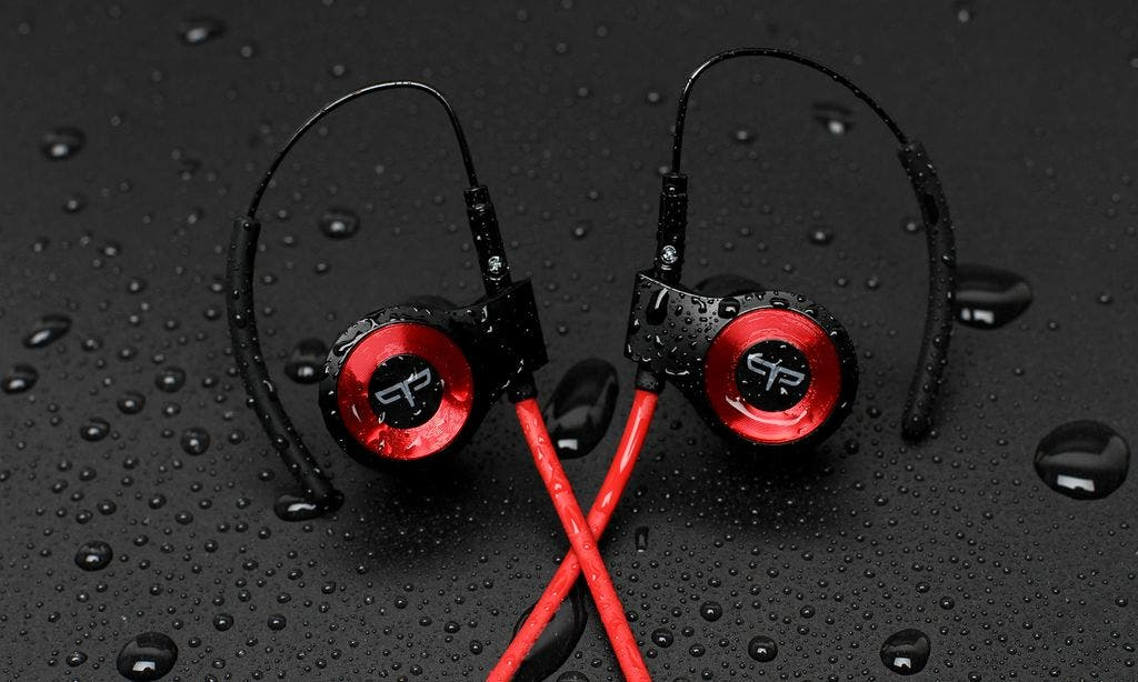 HDR Bluetooth earbuds