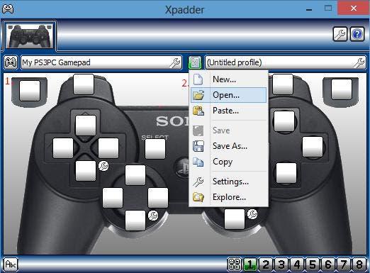 descargar xpadder windows 10