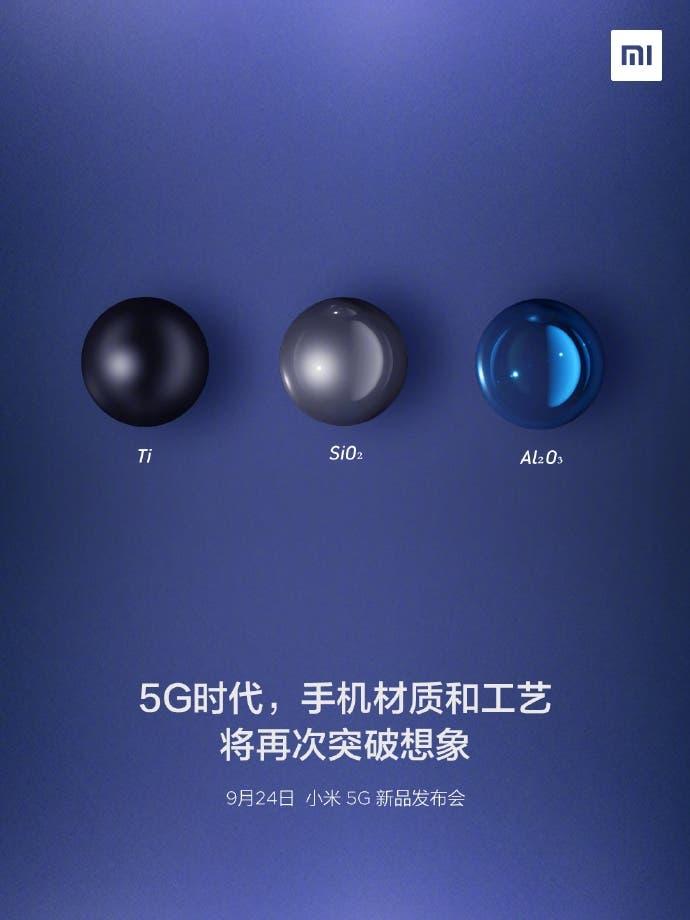 Xiaomi's 5G phone